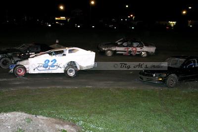 Canaan Dirt Speedway 10/07/11