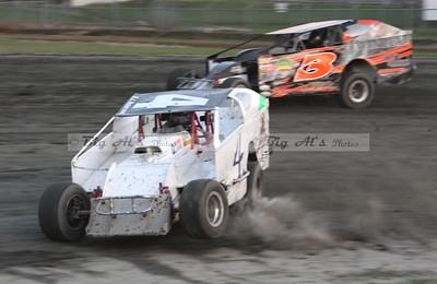 Canaan Dirt Speedway-SCoNE Triple Crown Series 09/02/11