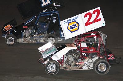 Canann Dirt Speedway 08/12/11