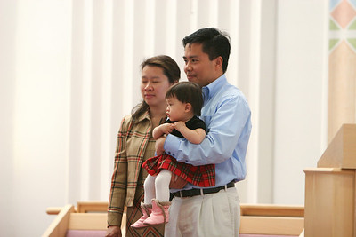 baby baptism 11-04-2007
