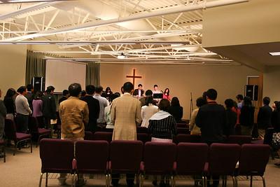 Baptism 4-12-09