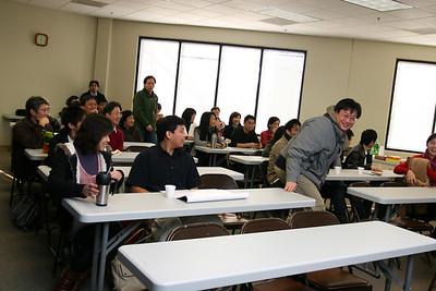 Last joint Sunday school 2009
