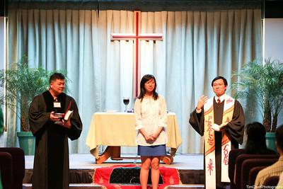 English Baptism 6-06-2010