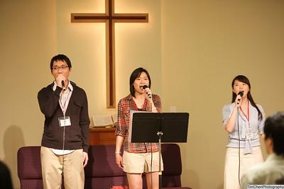 All In Gospel Night 04-01-2011