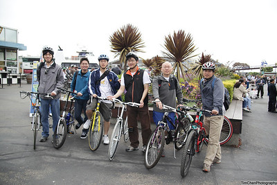 Living water San Francisco Bike trip 07-30-2011