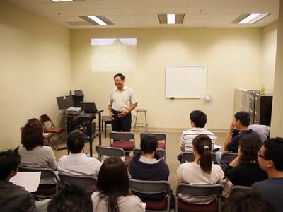 work worship 2011 by Elder David Wang