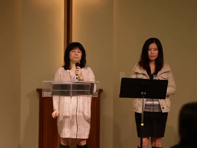 Easter Sunday Message 04-24-2011