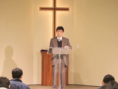 Mandarin Sunday message/worship
