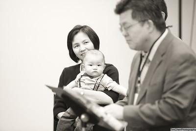 Baby Dedication 04-08-2012