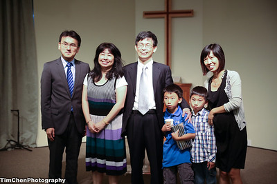 Baptism Celebration 09-15-2013