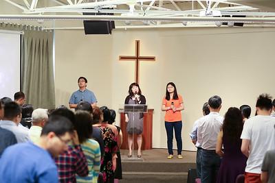 Gospel Sunday 05-01-2016