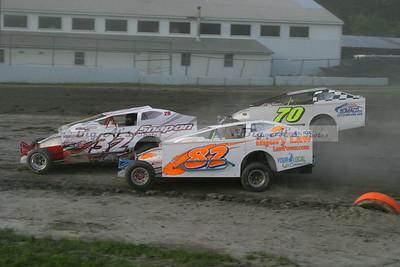 Canaan Dirt Speedway 07/12/13