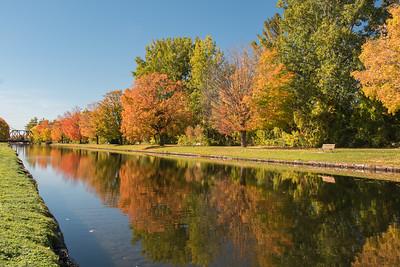 Peterborough canal
