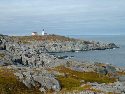 Quirpon Lighthouse Newfoundland