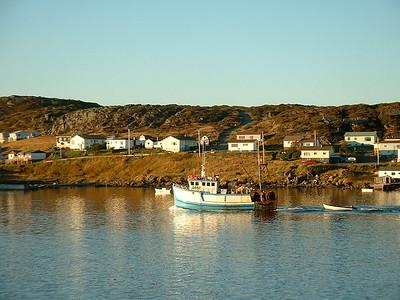 Newfoundland morning return