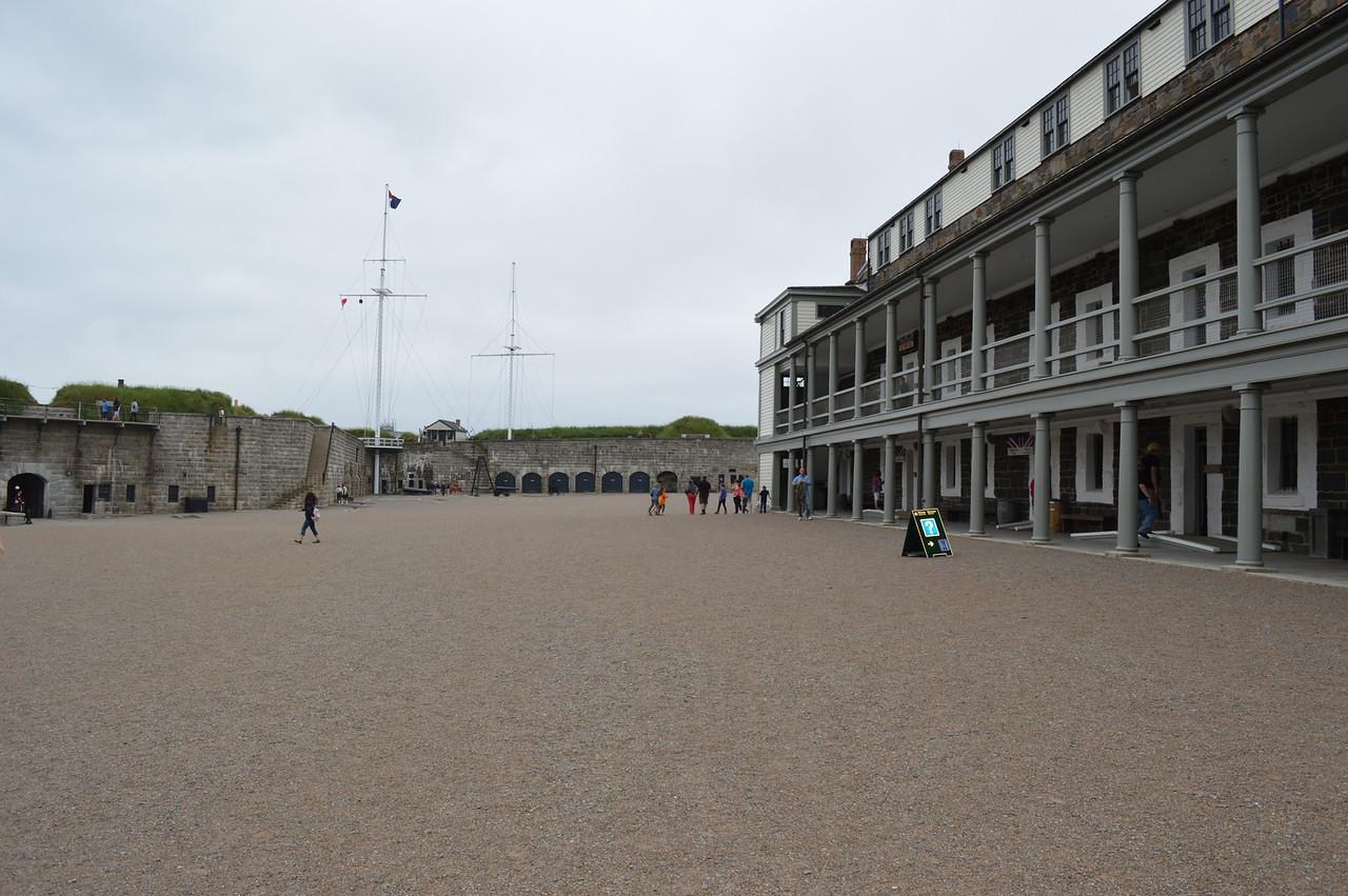 Canada 2013 - July 10 - Halifax - The Citadel #8