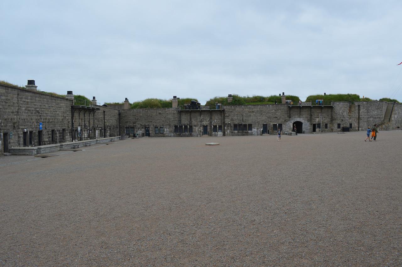 Canada 2013 - July 10 - Halifax - The Citadel #7