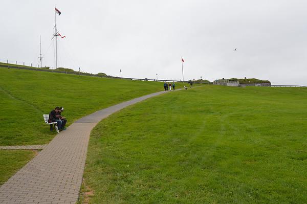 Canada 2013 - July 10 - Halifax - The Citadel #1