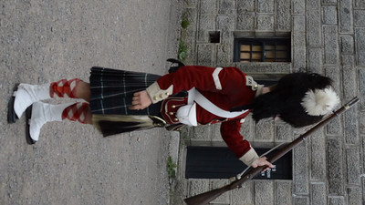 Canada 2013 - July 10 - Halifax - The Citadel video #2