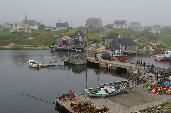 Canada 2013 - July 11 - Peggy's Cove #11