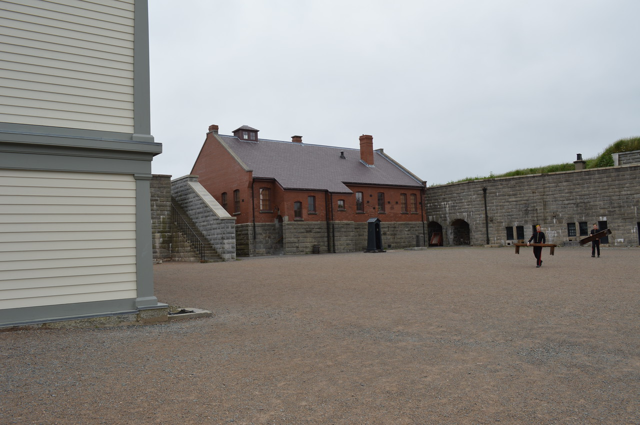Canada 2013 - July 10 - Halifax - The Citadel #9