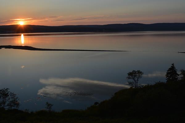 Canada 2013 - July 15 - Iona - Little Narrows near Iona #4