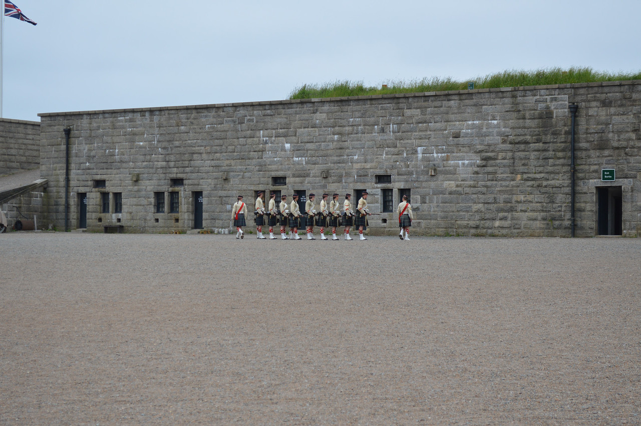 Canada 2013 - July 10 - Halifax - The Citadel #10