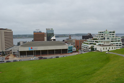 Canada 2013 - July 10 - Halifax from The Citadel #4