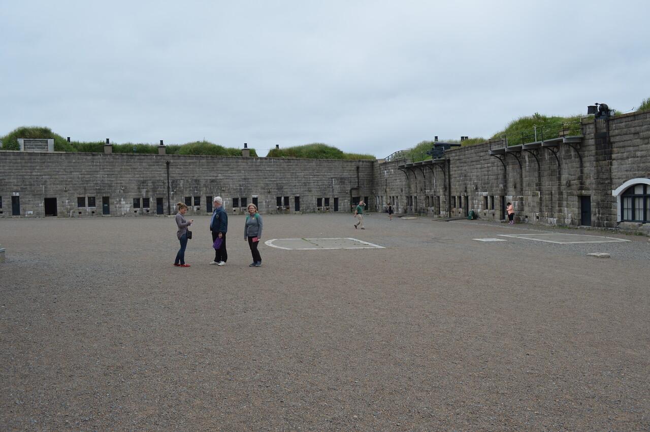 Canada 2013 - July 10 - Halifax - The Citadel #6