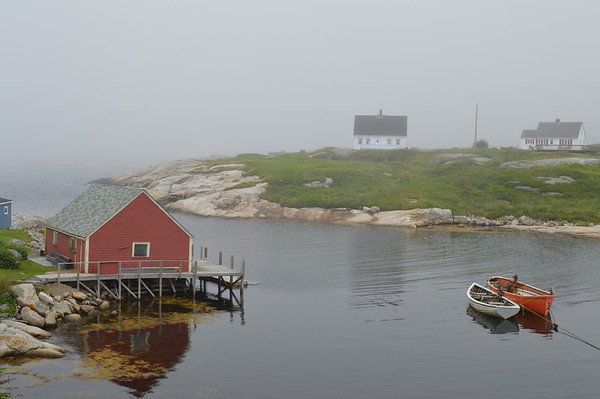 Canada 2013 - July 11 - Peggy's Cove #12