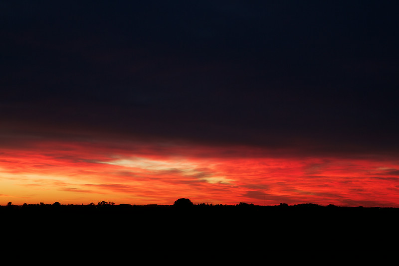 Sunrise at the Farm - 06:27