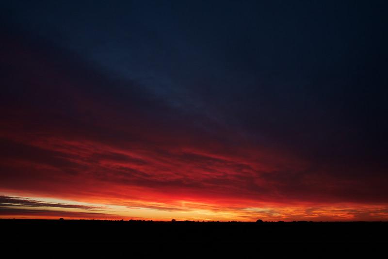 Sunrise at the Farm - 06:33