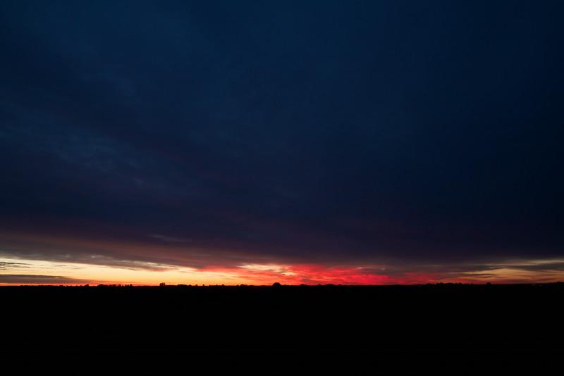 Sunrise at the Farm - 06:25