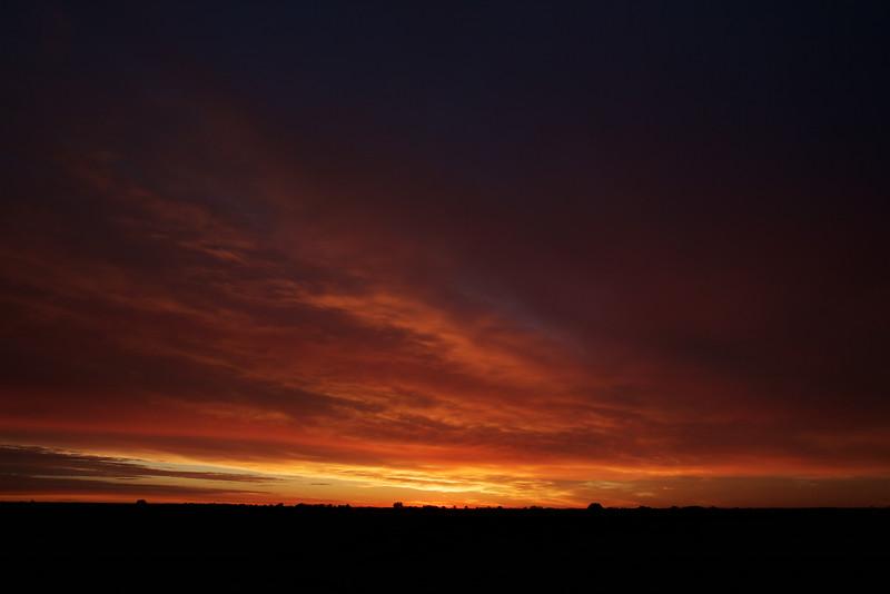 Sunrise at the Farm - 06:41