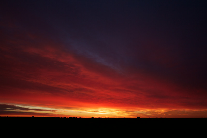 Sunrise at the Farm - 06:37
