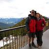Sulphur Mountain Viewpoint