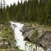 A thundering creek