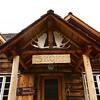 Skoki Lodge Entrance