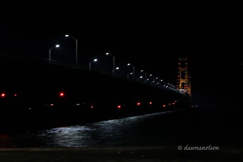 Mackinac Bridge.  7/12/2017