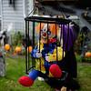 Halloween Decoration, Sydney Nova Scotia