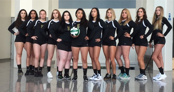 Canada College Volleyball