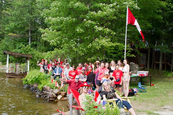 Canada Day 150 Deer Island
