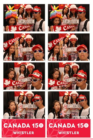 Canada Day July 1st 2017 - Whistler Village