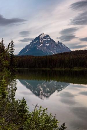 Leach Lake, Jasper National Park