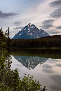 Leach Lake, Jasper National Park