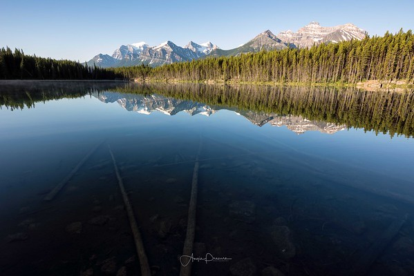 Herbert Lake, Banff National Park