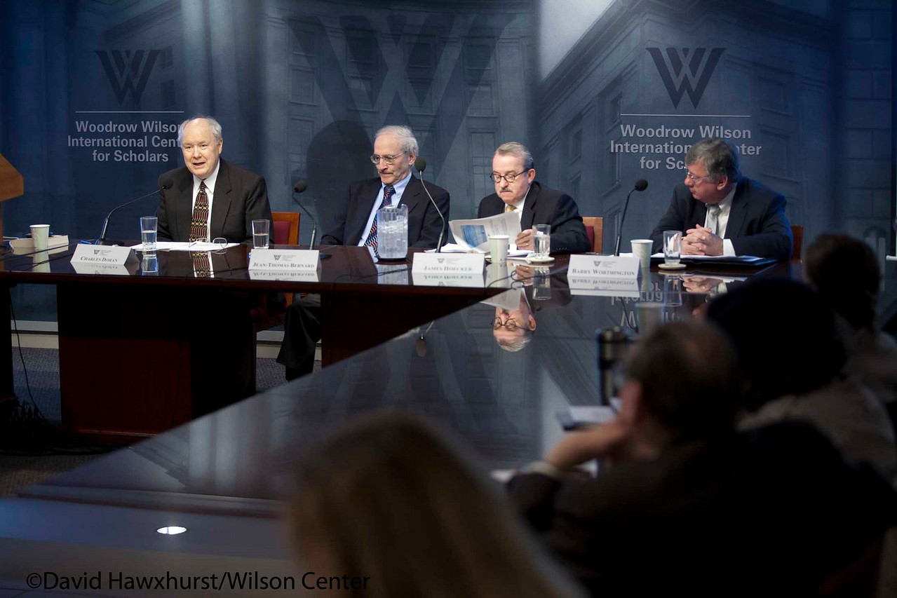 Building a Smarter Grid: Challenges and Opportunities for the United States and Canada<br /> <br /> Speaker(s): Jean-Thomas Bernard, Barry Worthington, Charles Doran, Kimberly Harriman, David Leeds, Chris Sands