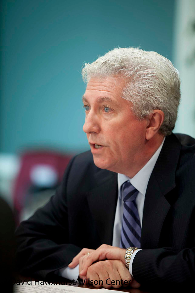 Gathering Pace of History: The Resurgence of Quebec's Sovereigntist Project and What it Means for Canada, the United States and the World<br /> <br /> Speaker(s): Gilles Duceppe