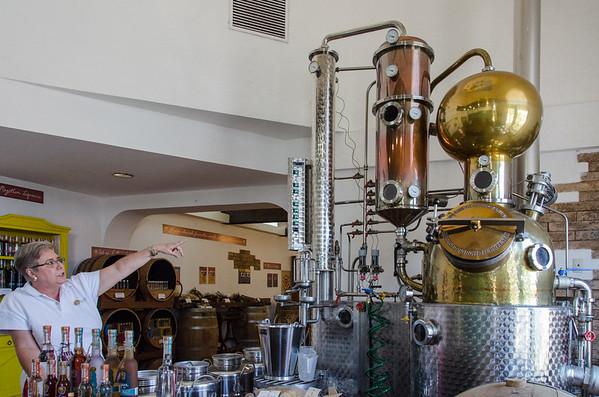A visit to Onilikan Artesanal Liquors | Tequila tasting in Mazatlan, Mexico