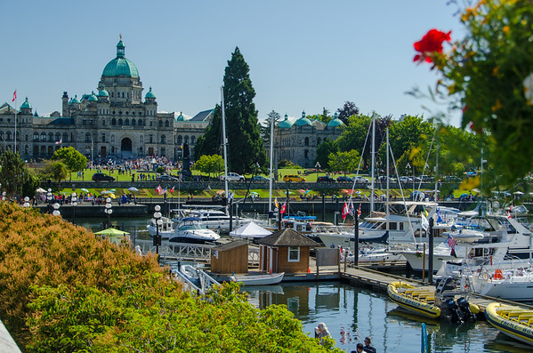 Victoria Harbor, BC | Things to do in Victoria